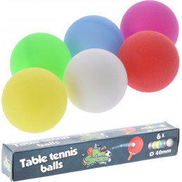 Pöytätennis pallot,  6KPL