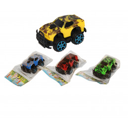 Monster Auto, 6x4x3CM