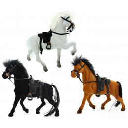 Hevonen satulalla, 3...
