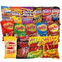 Chips & Pähkinät